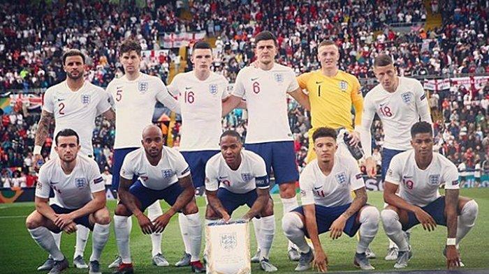 UPDATE EURO 2020: Ini Jadwal dan Pembagian Grup Euro 2020, 3 Pemain Andalan Inggris Dipastikan Absen