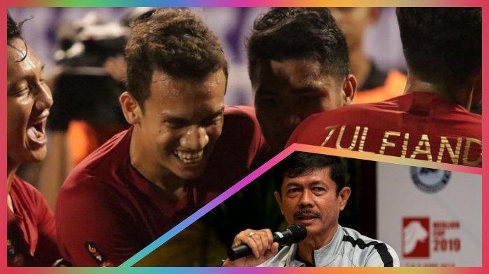 Indra Sjafri Komentari Permainan Egy Maulana dan Timnas U23 Indonesia, Media Vietnam Soroti Hal Ini