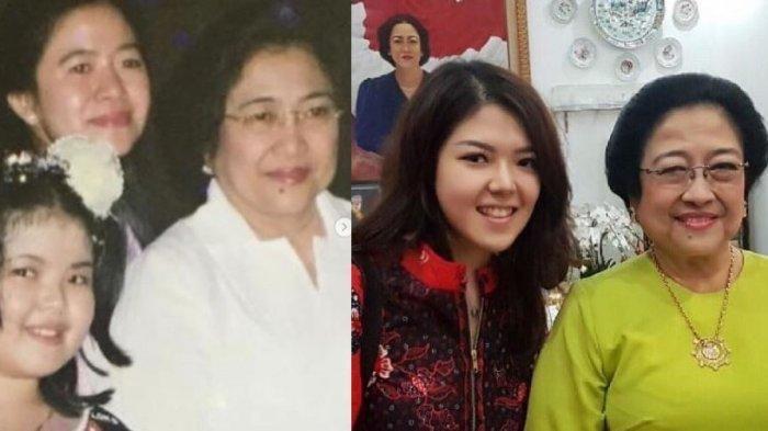 Unggah Foto Masa Kecil Bareng Megawati, Penyanyi Cilik Ini Mantap Terjun ke Politik Lewat PDIP