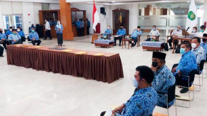 Bantu Pemkab Susun RPJMD 2021-2026, Bupati Kukar Edi Damansyah Bentuk Tim Gugus Tugas Idaman