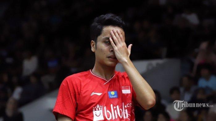 Hasil BWF World Tour Finals 2020, Anthony Ginting Tersingkir, The Daddies di Ujung Tanduk