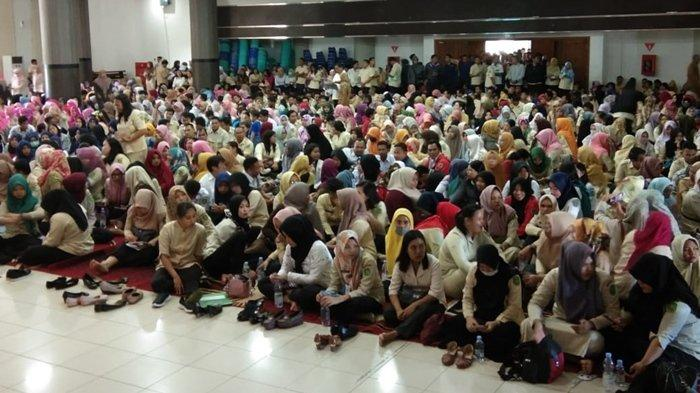 Sekda Pastikan Belum Ada Kenaikan Gaji Tenaga Kerja Kontrak Daerah Kutai Timur