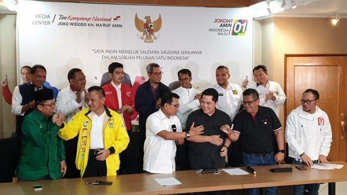 TKN Dibubarkan, Moeldoko Beri Sinyal Koalisi Plus-plus untuk Dukung Jokowi dan Komposisinya