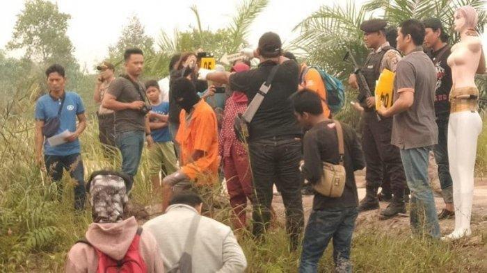 Kasus Mayat Wanita Tanpa Celana Akhirnya Terkuak, Berawal dari Iyakan Ajakan Paman Mencari Ikan