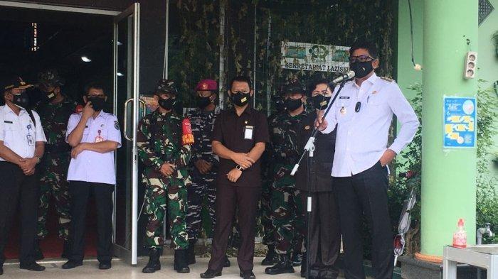 TMMD di Bontang, Walikota Basri Rase Dorong Percepatan Pembangunan secara Gotong Royong