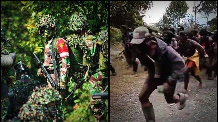 Begini Cara TNI/Polri Bedakan KKB dan Warga Sipil Papua, Buat Satgas Nemangkawi Mudah Tumpas Teroris