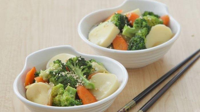Resep Egg Tofu Teriyaki Enak, Menu Makan Siang Mewah yang Kaya Akan Gizi