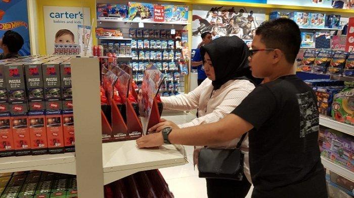 Ternyata ''THR Lebaran'' Anak-anak Pengaruhi Omset Toko Mainan di Samarinda