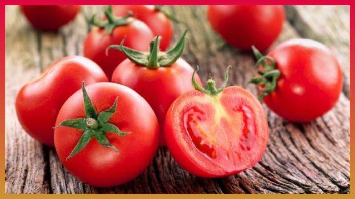 Sumber Vitamin dan Mineral, Ini Manfaat Tomat Bagi Kesehatan Tubuh, Bisa Menurunkan Kadar Kolesterol