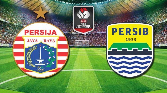 LIVE Final Piala Menpora 2021 Gratis, Persija vs Persib Malam Ini Kick Off Jam 20.30 WIB