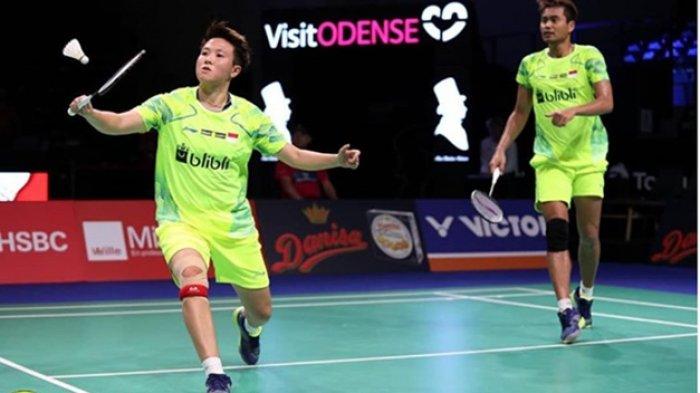 Denmark Open 2018 - Tontowi Ahmad/Lilyana Natsir ke Semifinal, Perang Saudara Ganda Putri Masih Main
