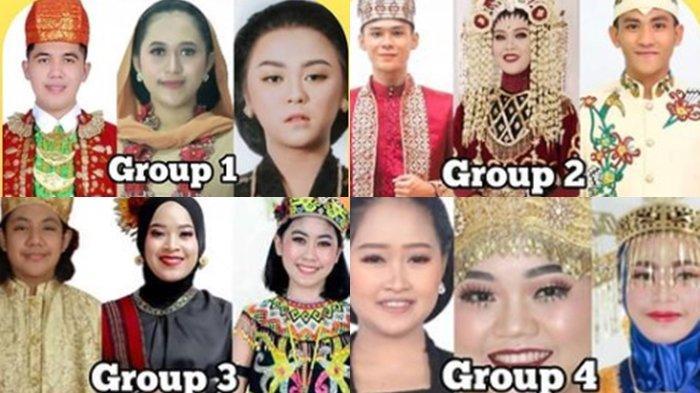 Pembagian Grup Top 12 LIDA 2021, Tantangan Baru Duet Bareng Alumni Stand Up Comedy Academy