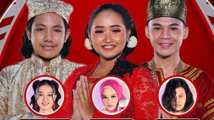 LIVE STREAMING Indosiar LIDA 2021 Malam Ini, Konser Show Adei, Anting, dan Rio, Siapa Terbaik?
