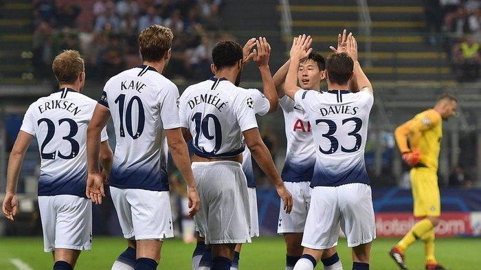Hasil Liga Champions Tottenham Vs Inter Milan Berakhir 1-0, The Spurs Naik ke Posisi 2