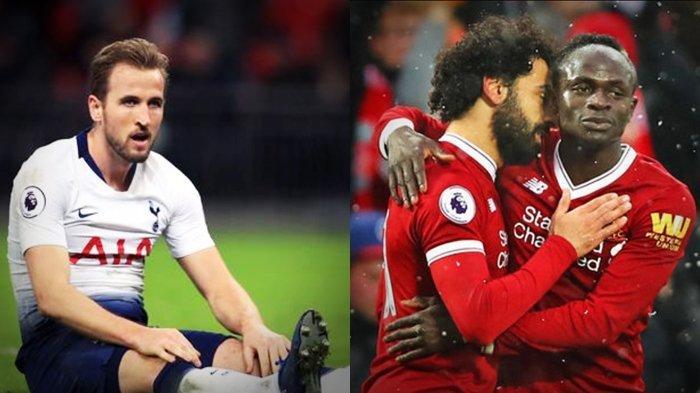 Prediksi Tottenham vs Liverpool, Big Match Liga Inggris, Skuad Jose Mourinho Tanpa Harry Kane