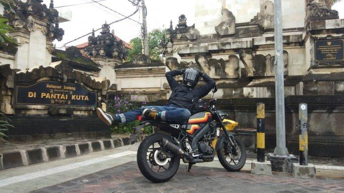 Kangen Touring, Ini Tips dari Biker XSR 155