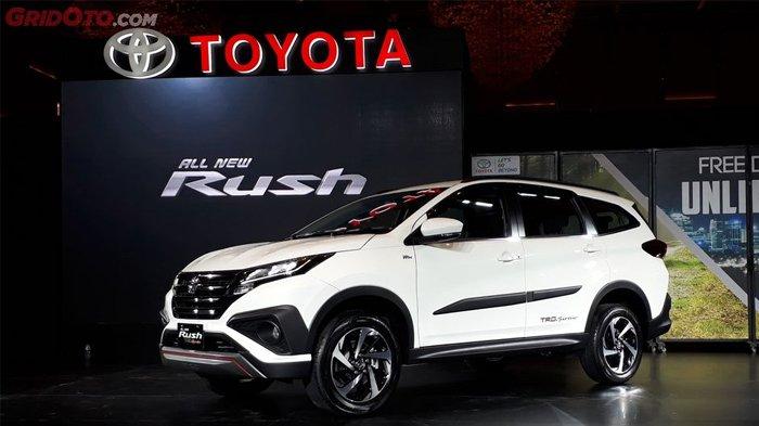Diminati Banyak Orang Berikut Daftar Harga Toyota Rush Terbaru Tribun Kaltim
