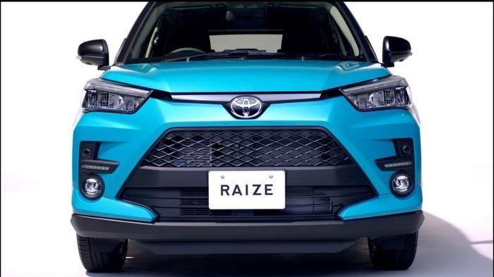Dipamerkan di Tokyo Motor Show 2019, Apakah Toyota Raize akan Hadir di Indonesia, Ini Penampakannya