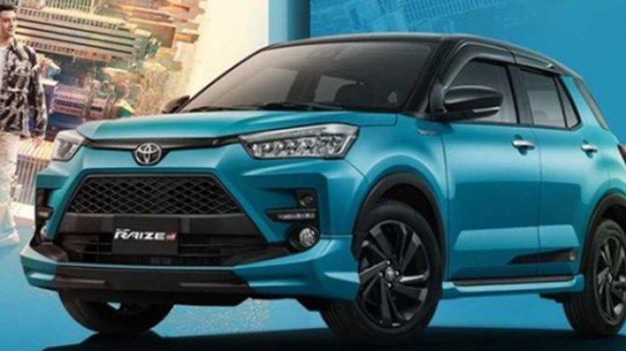 INTIP Toyota Raize Harga Rp 200 Jutaan, Bukukan 2.914 SPK Sejak Diluncurkan, Bulan Depan Harga Naik