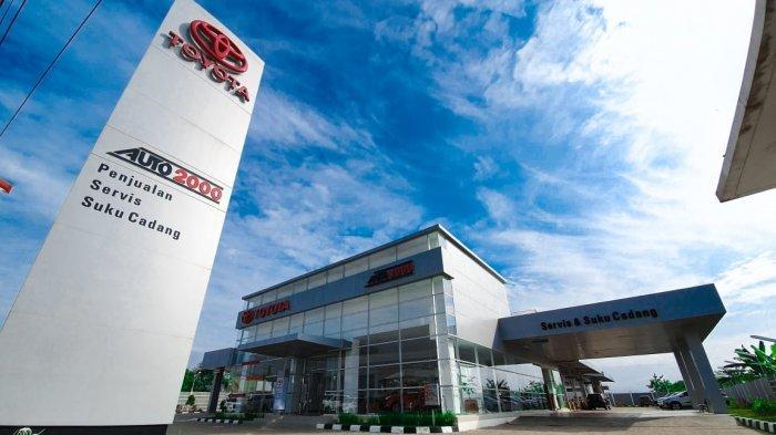 Ibu Kota  Negara di Kaltim, PT Toyota Astra Motor Akan Bangun Diler di Kaltim