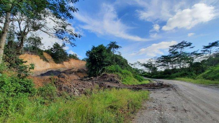 Jalan ke TPA Sambutan Samarinda akan Dipasang Portal agar tak Semakin Rusak Parah