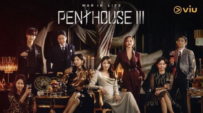 Trailer dan Sinopsis Drakor Penthouse Season 3 Episode 1, Muncul Karakter Baru, Soo Ryeon Melawan