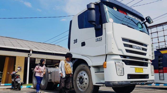 Trailer Langgar Jam Operasi, Dinas Perhubungan Sebut bisa Cabut Izin Operasional di Kota Bontang