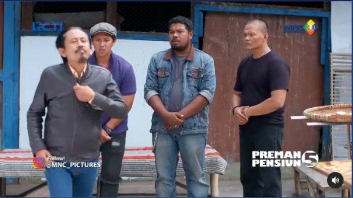 Trailer - Sinopsis Preman Pensiun 5 Eps 11 Mei 2021, Duel Kang Darman dan Bos Bubun, Kang Mus Turun?