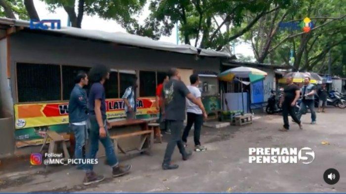 Trailer & Sinopsis Preman Pensiun 5 Eps 9 Mei 2021, Misi Balas Dendam Kang Murad, Kang Darman Dicari
