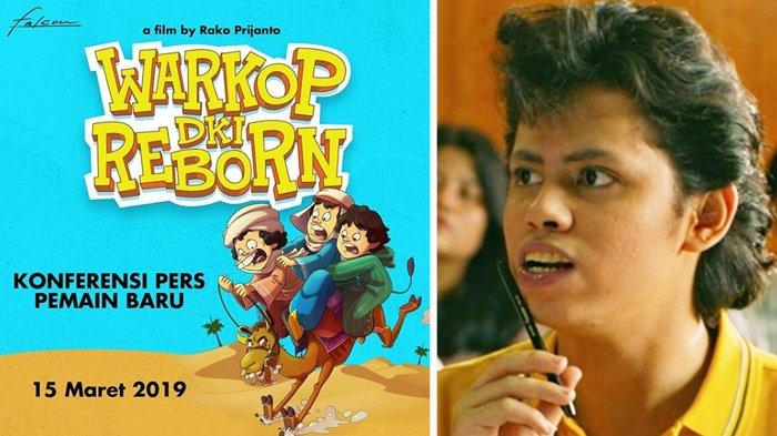 Akting Aliando Syarief di Trailer Film Warkop DKI Reborn 3 & 4 Paling Dipuji, Indro Menolak Plagiat