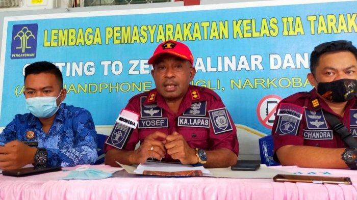 456 Warga Binaan Lapas Tarakan Dapat Remisi Hari Raya Idul Fitri 2021, Satu Napi Langsung Bebas