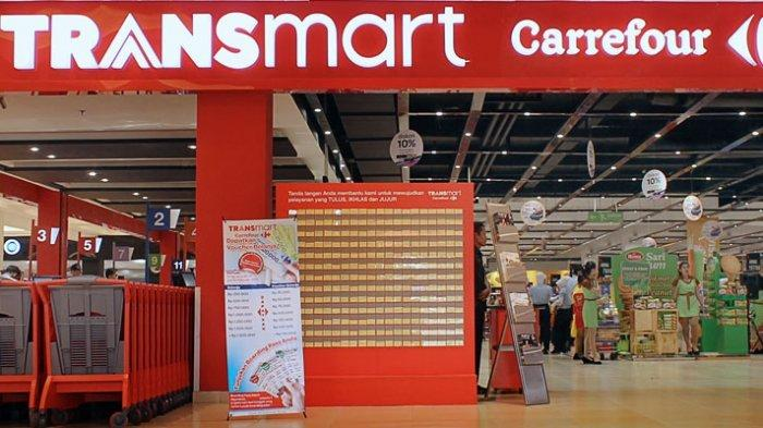 KATALOG PROMO Transmart Carrefour Hari Terakhir Periode 26 Maret -1 April, Beli 3 Donat Gratis 1