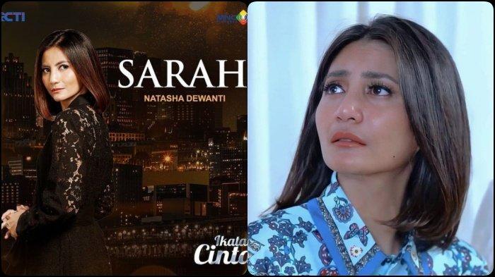 Trending #IkatanCintaEp175, Mama Sarah Tampar Elsa, Profil Natasha Dewanti, Pemeran Ibu Tiri Andin