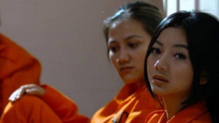 TRENDING #IkatanCintaEp176, Elsa Dipenjara, Profil Glenca Chysara, Pemeran Saudara Tiri Andin