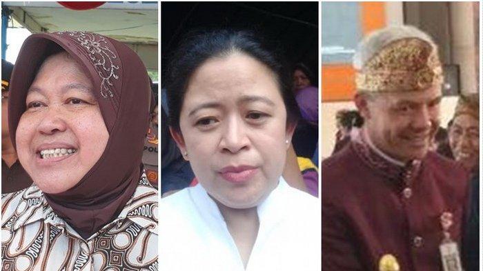 Meski Anak Megawati, Dua Kepala Daerah Ini Bisa Ganjal Puan Maharani dapat Restu PDIP Capres 2024