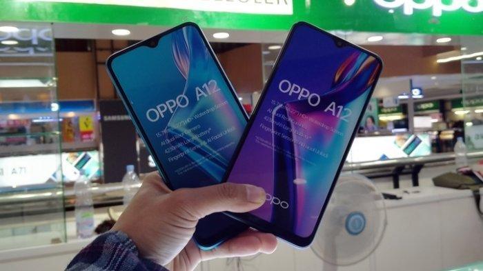 Lengkap Harga dan Spesifikasi HP Oppo Januari 2021, Oppo A12, Oppo A15, Oppo A33, Oppo Reno4 F