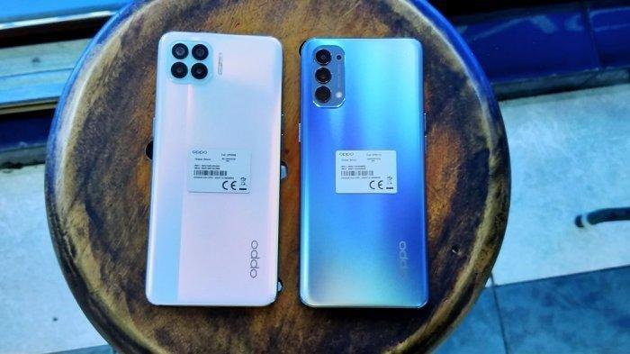 LENGKAP Harga dan Spesifikasi HP Oppo Terbaru Januari 2021, Oppo Reno4 F, Oppo A53 dan Oppo A92