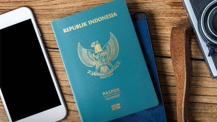 Cara Ganti Paspor Biasa ke Paspor Elektronik, Lengkap dengan Biaya Pembuatannya
