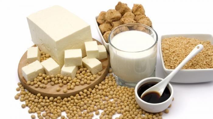 Makanan ini Kaya Vitamin D yang Dipercaya Bisa Sembuhkan Covid 19, Salah Satunya Susu Kedelai