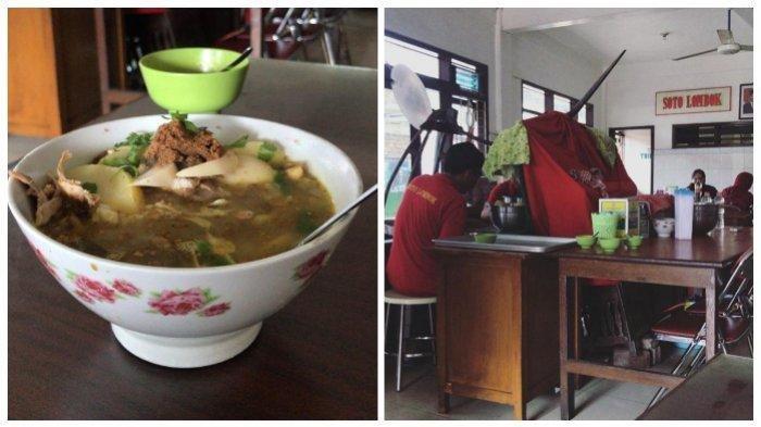 Rekomendasi Sop dan Soto Enak di Malang untuk Sarapan, Nikmatnya Soto Ayam Lombok di Malang