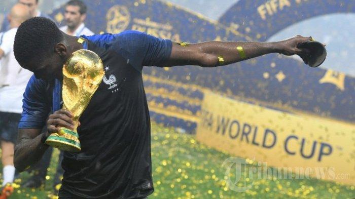 5 Fakta Trofi Piala Dunia, Desainer hingga Sosok Dewi Kemenangan Penggenggam Bumi