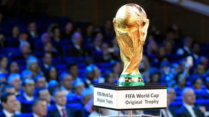 Hadiah Piala Dunia 2018 - Final Perancis vs Kroasia, Juara I Bakal Dapat Rp 513 Miliar
