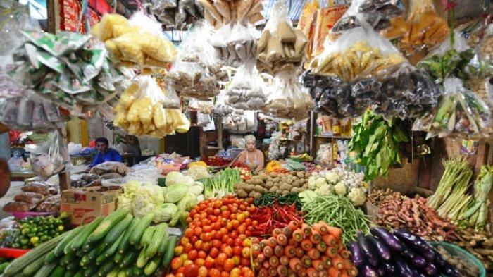 Inilah Lima Pasar Tradisional atau Pasar Basah di Kota Balikpapan