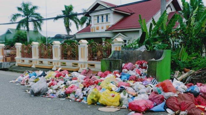 Sanksi Denda Membuang Sampah Sembarangan di Samarinda, Perda Masih Tertunda