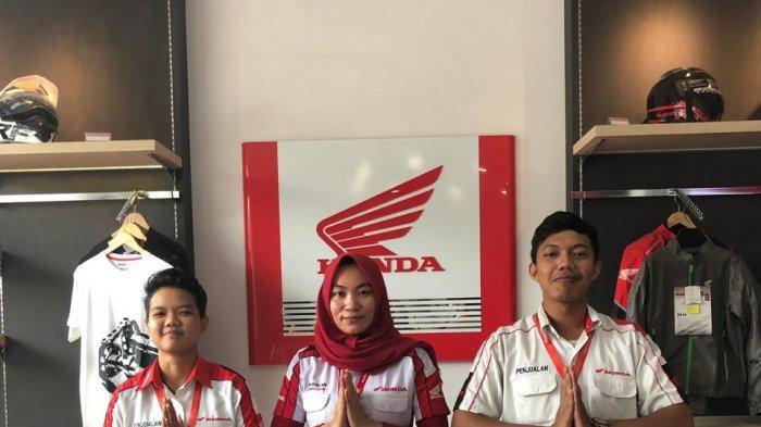 Astra Motor Kaltim 2 Gelar Pencarian Bakat Untuk Astra Honda Motor Best Student 2020