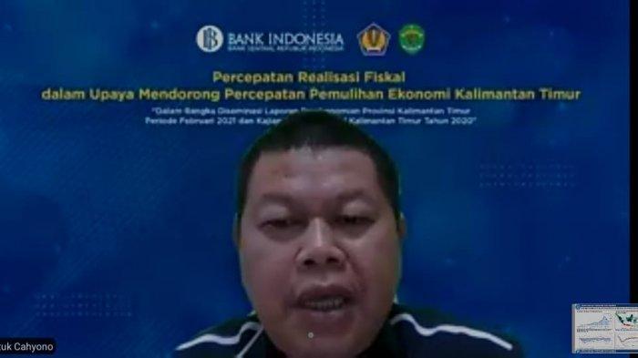 BI Kaltim Beber Faktor Vaksin Covid-19 Dorong Peningkatan Ekonomi di Kalimantan Timur