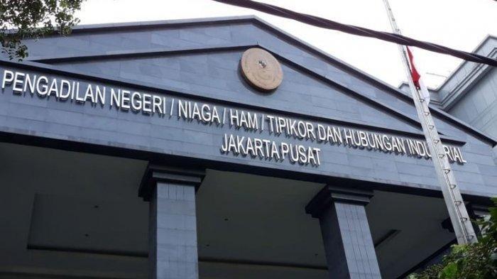 Antisipasi Penyebaran Covid-19, PN Jakarta Pusat Tutup Hingga Jumat 16 Oktober, Dua Pegawai Positif