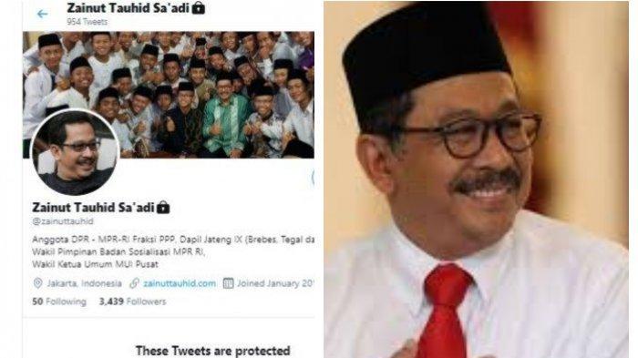 Polisi Jelaskan Soal Zainut Tauhid, Wakil Menteri Agama Fachrul Razi Like Situs Asusila Twitter