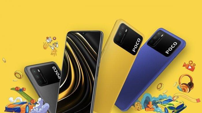 Rekomendasi HP dengan Harga 2 Jutaan. Ada Samsung Galaxy A12 RAM 6 GB, Poco M3 Baterainya 6.000 mAh