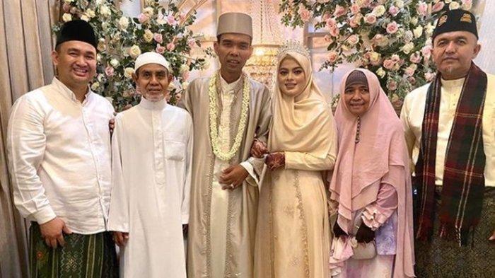 Terungkap Alasan Pernikahan Ustadz Abdul Somad Dimajukan, Ada Hubungan dengan Kebijakan Pemerintah